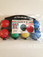 Bocce Game Set 9 Piece Brand New Fun for the Whole Family