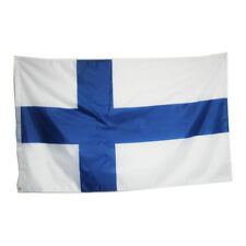 Finland 90*150 cm Republic of Finland flag banners Finnish National flag NN011