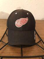 Detroit Red Wings Twins Enterprise Vintage Hat Cap Adjustable Strapback OSFA