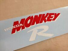 Monkey R tank decals stickers zb50