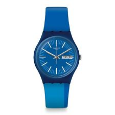 SWATCH TOKYO 2020 Olympic Blue Watch  EMS Track FS Japan