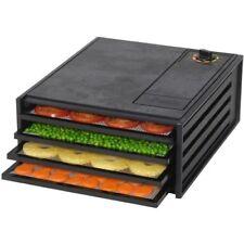 Excalibur Electronics - 2400 4 Tray Starter Series Food Dehydrator - Black
