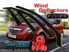 OPEL / GM / VAUXHALL MERIVA 5D  2010 -  Wind deflectors 4.pc  HEKO  25327