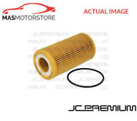 ENGINE OIL FILTER JC PREMIUM B1V010PR I NEW OE REPLACEMENT