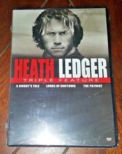Heath Ledger Triple Feature: A Knight's Tale/Lords of Dogtown/Patriot(DVD, 2008)