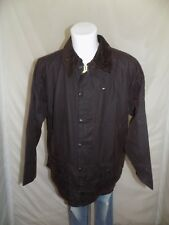 BARBOUR BEAUFORT GIUBBINO GIUBBOTTO GIACCA JACKET C44 112CM WAXED COTTON   143
