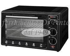 Forno Elettrico Ventilato 4 Livelli 26 Litri Timer 1500 W Fornetto Sinotech