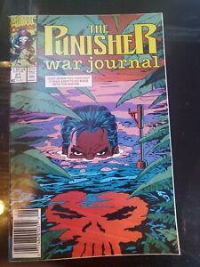 The Punisher War Journal #21 (Aug 1990, Marvel)