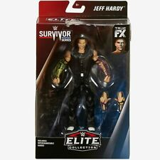 WWE Mattel Jeff Hardy Survivor Series Exclusive Elite Figure SHIPS NOVEMBER