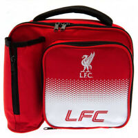 Official Liverpool Football Club Team Fade Lunch Bag Lunch Box School