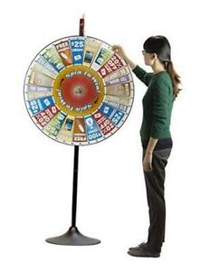 """36"""" Prize Pocket Wheel with Stand by"""