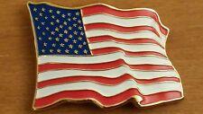 """""""Make America Great Again"""" American Flag Belt Buckle"""