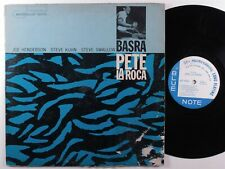PETE LA ROCA Basra BLUE NOTE LP mono NY >