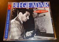 """BEEGIE ADAIR """"Plays The Songs Of Irving Berlin"""" (CD 2002) 13-Tracks *GREAT* sryb"""