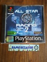 ALL STAR CARRERAS 2 II SONY PS1 PLAYSTATION 1 PAL EN SU CAJA