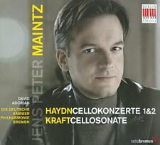 HAYDN: CELLO CONCERTOS NOS. 1 & 2; ANTON KRAFT: CELLO SONATA USED - VERY GOOD CD