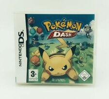 Pokémon Dash Nintendo DS Sehr gut OVP mit Anleitung Deutsch