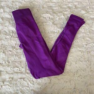 Lululemon Women's Purple Zone in Tight Leggings Size 2