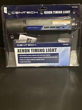 Cen Tech LED Xenon Bulb Advance Dial Timing Light Engine Motor Automotiv tune up
