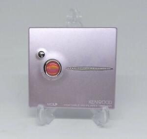 Kenwood DMC-S55 Portable MiniDisc MD player *Works*