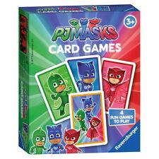 Ravensburger PJ Masks Card Games Set NEW