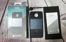 Motorola MOTO MOD Insta Share Projector Moto Z Droid, Z Force, Z Play Z Z2 Z3 Z4