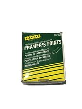Fletcher-Terry Co Framing Tools Framers Stacked Points 08-950 95% Full