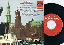 "7"" EP 45 Lale Andersen, B. Low, L. Malkowski, C. Haas ARIOLA 41722"