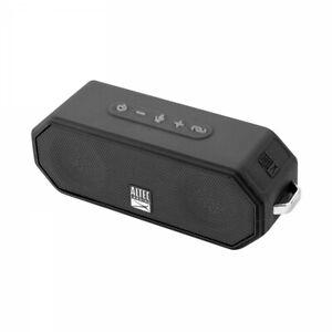 Altec Lansing IMW-449-BLK Jacket H2O Bluetooth Wireless Speaker, Black