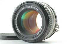 【EXC+4】Nikon Nikkor Ai-s 50mm f/1.4 Manual Focus Lens from Japan #163