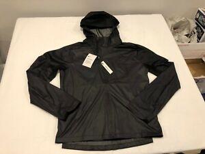 NWT $200.00 Nike Mens Tech Pack 3 Layer  Running Jacket Black Sz SMALL