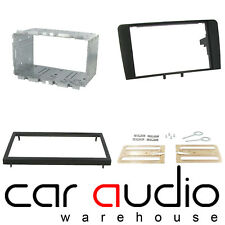 Connects2 Audi A6 2001-2003 Car Stereo Double DIN Facia Fascia Panel Kit