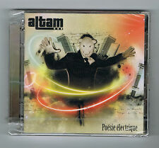 ALTAM - POÉSIE ÉLECTRIQUE - CD 14 TITRES - 2009 - NEUF NEW NEU