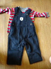 Carters Baby Boys Overalls/Top Ski Patrol Size 6 Months NWOT Outfit