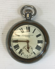 Military H Williamson Ltd London 312782 Pocket Watch PW GS 743