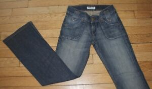 LEE Jeans pour Femme W 26 - L 31 Taille Fr 36 SEASONAL LEOLA (Réf #O088)