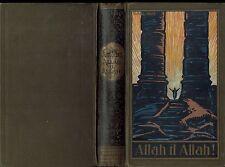 "Karl May Verlag Radebeul Fehsenfeld Band 60 "" Allah il Allah "" Erstausg. 1930"