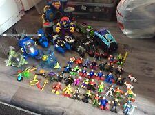 imaginext batman figures bundle With Vehicles Loads Of Them
