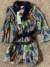 Boys Lego Jurassic World Robe Size 6/7