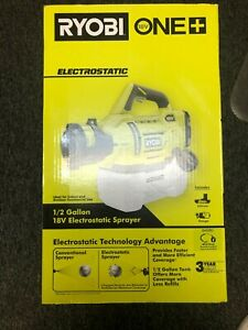 Ryobi One Eletrostatic Sprayer Kit