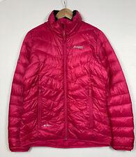 Bergans of Norway Jacket Pertex Quantum Down Light Ski Snow Puffer Coat Hiking