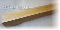 "Oak Beam Mantle Piece - 4foot 4"" x 5"" Fireplace Surrounds"