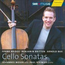 Cello Sonatas, New Music