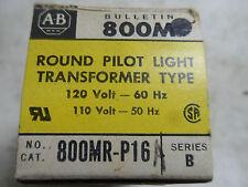 (R2-5) 1 Allen Bradley 800Mr-P16 Pilot Light