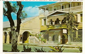 Frederiksted st. croix Virgin Islands Postcard