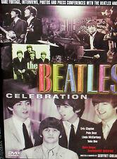 The Beatles -Celebration NEW!! DVD,John Lennon, Ringo Starr, Paul McCartney,