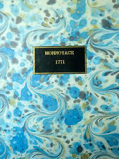 Monnoyage, monnoyage Benard, storia, Diderot, d'Alembert,
