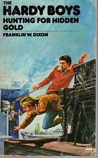 HARDY BOYS SERIES #25: HUNTING FOR HIDDEN GOLD- Franklin Dixon (PB;1978)