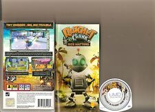 RATCHET AND CLANK SIZE MATTERS SONY PSP HANDHELD