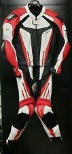 Büse Motorradkombi Lederkombi Aragon Kombi 2 teilig schwarz/rot Gr48